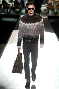Dsquared2 Menswear Fall/Winter 2012