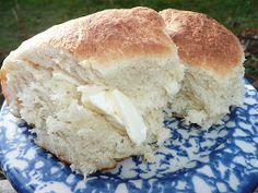Everyday Dutch Oven: Buttery Pan Rolls