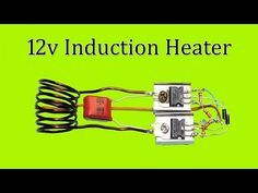 powerful induction heater easy to make at home ( Et Discover) - YouTube