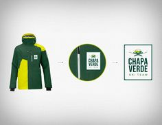 Chaqueta Corporativa // Chapa Verde Ski Team
