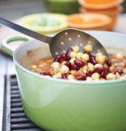 Get the recipe: Pit Beans by MCC Chef Cat Cora #macys #recipe