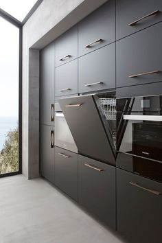 #Kitchen: full height cupboards, built in storage and appliances