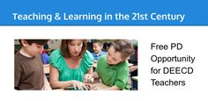 Visit tl21cpd.global2.vic.edu.au for information on this professional development program for DEECD teachers.