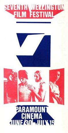 1978 #nziff New Zealand International Film Festival
