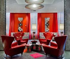The Ameritania Hotel is located in the vivacious heart of the New York City Theater District