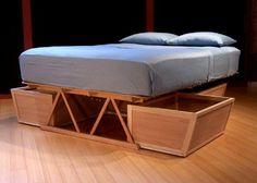 Trellis Bed