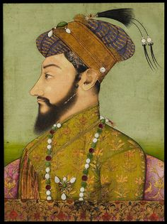 Prince Aurangzeb (front)   © Ashmolean Museum, University of Oxford