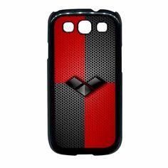 Harley Quinn Logo 2 Samsung Galaxy S3 Case
