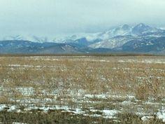 Berthoud, CO in Colorado
