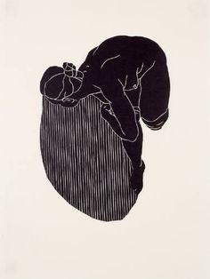 "Saatchi Art Artist Christian Johnson; Printmaking, ""The Seamstress' Tale #1"" #art"