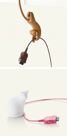 Cute New Cable Organizers