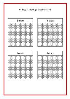 Numbers 1 100, Math Numbers, Teacher Education, School Teacher, 120 Chart, Math Patterns, 2nd Grade Math, Math Lessons, Teaching Math