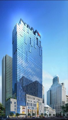 PHILADELPHIA | W & Element by Westin | 582 FT | 52 FLOORS - SkyscraperPage Forum