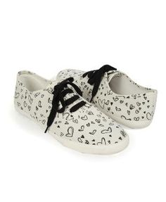 super cute tennis shoes!
