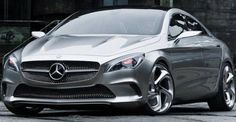 #Sexy new #MercedesBenz  CLC Coupe..I want