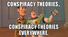 What was Once Called Conspiracy Theory is Actually Happening Now