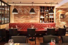 steak house interiors - Google Search