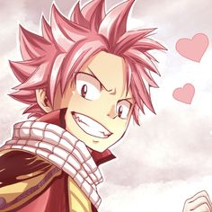 Natsu Dragneel || Fairy Tail