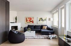 Poiat - Complete refurbishment of a private apartment. Photographs by Paavo Lehtonen / Asun Magazine
