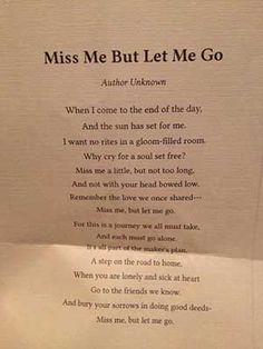 funeral poems quotes - Yahoo Image Search Results