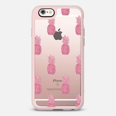 Pink Pineapples iPhone Case Katie Kime X Casetify