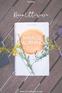 Retour sur un livre qui m'accompagne depuis presque 2 ans : The Miracle Morning de Hal Elrod. #MiracleMorning #développementpersonnel #lecture #livre #revuelittéraire #blog #nouvelarticle #routinematinale #méditation #sport #gratitude