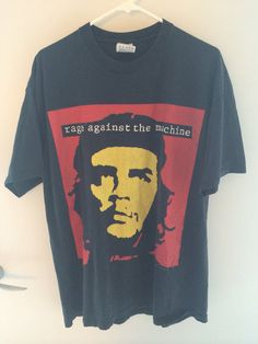 Vintage Early Nineties Rage Against The Machine T-shirt on Etsy, $40.00