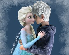 CarolCutie — Almost Jelsa kiss freezing up your dash my art do...