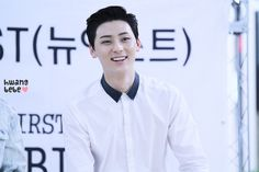 Minhyun [140727] Gimpo Fansign Event