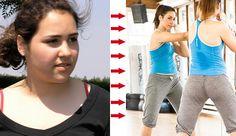 Minus 25 Kilo: Sie hatte keine Lust mehr, sich als Dicke durchs Leben zu boxen. Deshalb sagte Leserin Lynn ihrem Übergewicht den Kampf an und lieferte ein sensationelles Ergebnis ab: minus 25 Kilo und ein großartiger Sieg. www.womenshealth.de/heldinnen