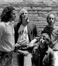 """The Doors photographed by Edmund Teske in 1969. Jim Morrison GIF. James Douglas """"Jim"""" Morrison [Dec 8, 1943 ― July 3, 1971] ♡ The Doors. #JimMorrison #Paris #Quotes"""