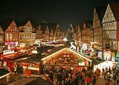 Weihnachtsmarkt, Lüneburg