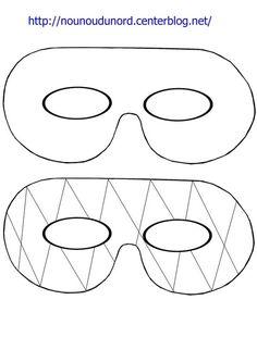 masque d'autres modèles à imprimer cliquez sur mon lien http://nounoudunord.centerblog.net/4209-masques-a-imprimer-classes-par-ordre-alphabetique