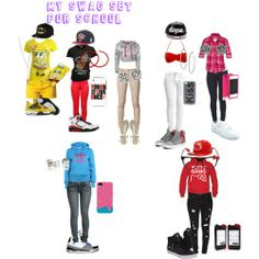 Swag Teen Outfits with Jordan's | swag outfits for school image search results