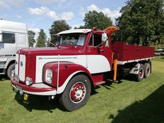 Volvo Trucks, Pickup Trucks, Old Lorries, Heavy Truck, Classic Trucks, Big Trucks, Cars And Motorcycles, Sweden, Jeep