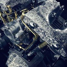 Harley-Davidson V-Rod/Shovelhead