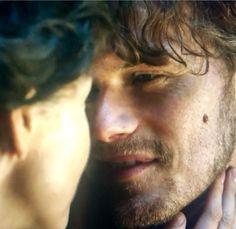 C'est la vie — Jamie & Claire: I have so much of you in my heart. Outlander News, Sam Heughan Outlander, Outlander Series, Claire Fraser, Jamie And Claire, Jamie Fraser, Cat Valentine Victorious, Ariana Grande Facts, Drums Of Autumn