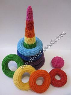 Crochet Baby Mobile Animals Yarns Ideas For 2019 Crochet Baby Mobiles, Crochet Baby Toys, Crochet Bunny, Crochet Gifts, Crochet Heart Blanket, Granny Square Crochet Pattern, Newborn Toys, Crochet Bookmarks, Crochet Patterns Amigurumi