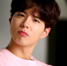Handsome Korean Actors, Handsome Boys, Park Bo Gum Cute, Park Bo Gum Wallpaper, Park Go Bum, Fluffy Hair, Celebrity List, Kdrama Actors, Korean Entertainment