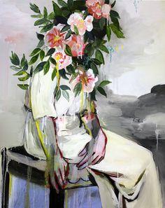 Paintings by Hanna Ilczyszyn | http://inagblog.com/2016/06/hanna-ilczyszyn/ | #art #paintings