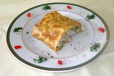 Fischstrudel Lasagna, Ethnic Recipes, Pisces, Healthy Recipes, Food Portions, Food Food, Centre, Lasagne