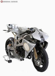 Husqvarna V1000 Gran Turismo By Marcus Moto Design