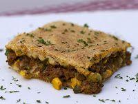 Cantinho Vegetariano: Torta de Liquidificador (vegana)