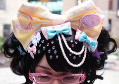 loli/kawaii hair accessories