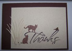 Cats on the Prowl by Eager Beaver - Cards and Paper Crafts at Splitcoaststampers