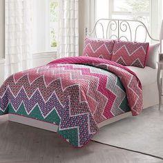 Victoria Classics Marion 3-pc. Reversible Quilt Set