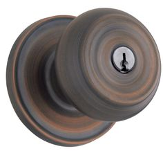 Weiser Lock GA9575P Phoenix Double Cylinder Knob Interior Pack from the Welcome