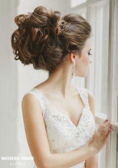 Wedding Hairstyle : Hairstyle: Elstile