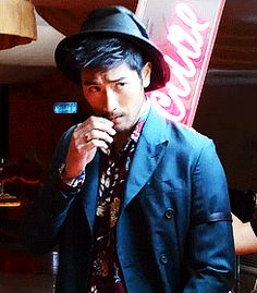 yeah...that's Godfrey Gao — faefever: HAPPY 30TH BIRTHDAY GODFREY GAO!!