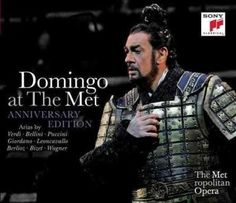 Various - Placido Domingo At The Met
